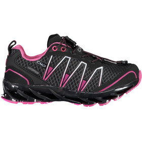 CMP Campagnolo Altak WP 2.0 Trail Shoes Kids nero/fuxia